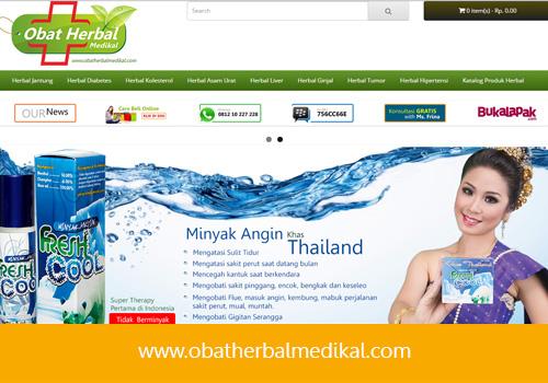 OnlineShop obatherbalmedikal.com