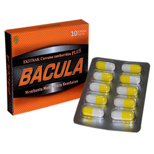 Bacula – your liver protector